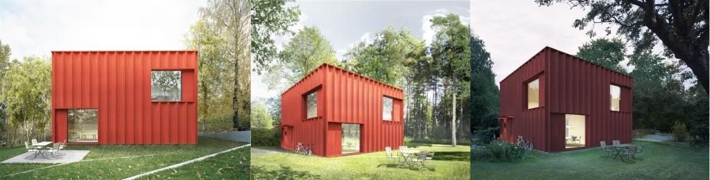 Exterieur Hamnet Huis
