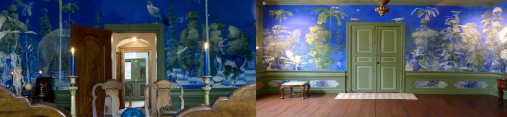 Nijssinghhuis wandschildering Matthijs Röling