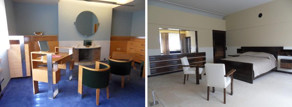 #villa cavrois Masterbedroom Boudoir